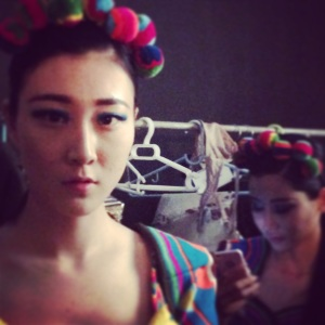 mercedes fashion week pekin